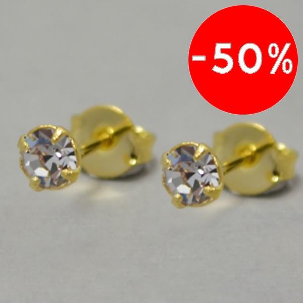 Joyas bañadas en oro y plata por mayor-Joyas Banadas-Aros-EE0224