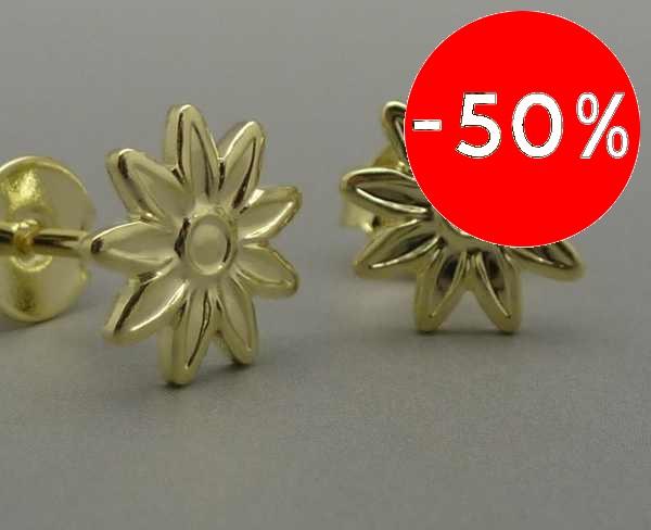 delicado y femenino, ideal para usar a diario, tamaño 8 mm-Joyas Banadas-Aros-EE0235