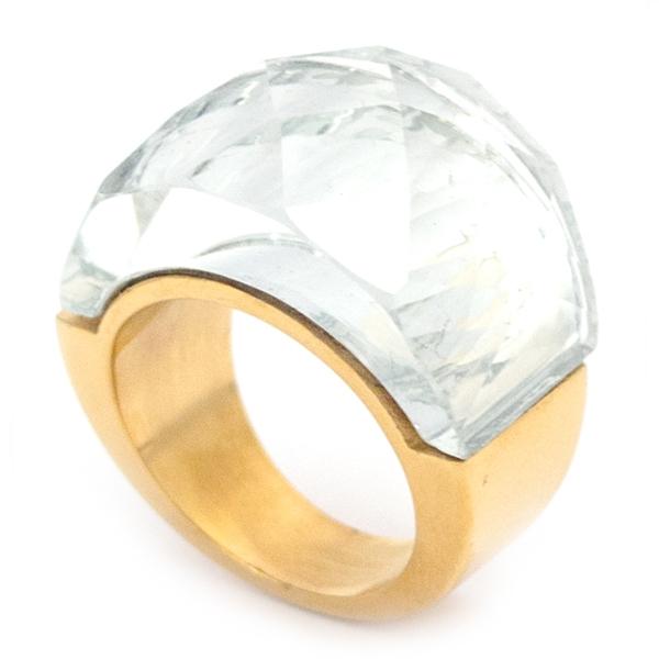 si eres fans del dorado este anillo es para ti-Joyas de Acero-Anillos-RA0756D