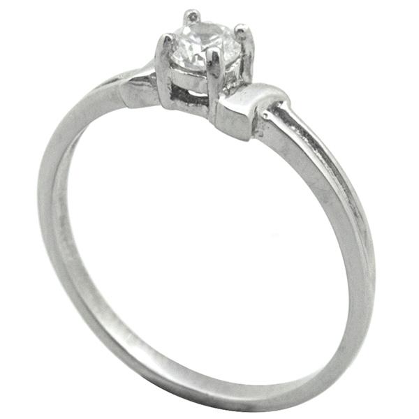 Joyas de acero quirurgico por mayor, Anillos, anillo acero tipo solitario-Joyas de Acero-Anillos-RA0768
