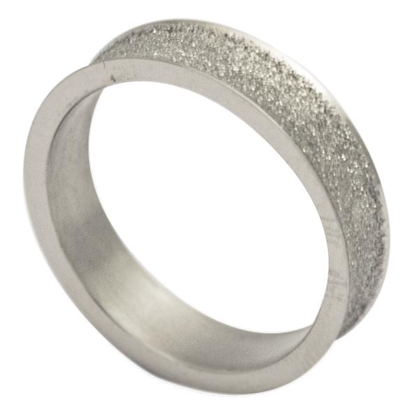 argolla diamantada, diseño versátil ideal para usarla a diario-Joyas de Acero-Anillos-RA0835