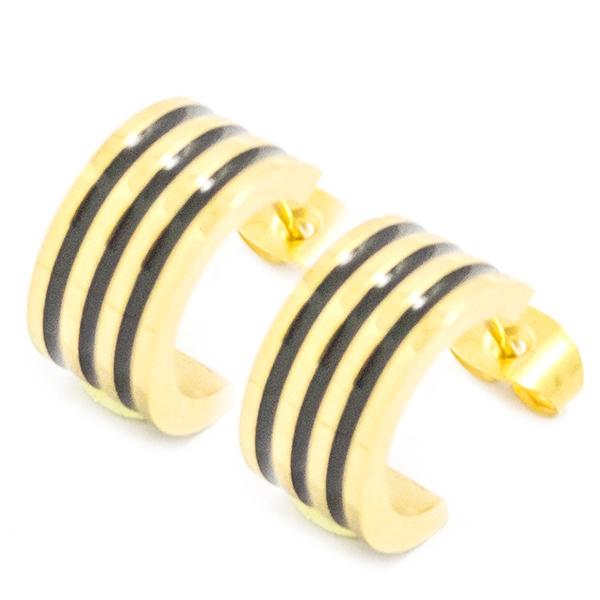 joyas de acero aros-Joyas de Acero-Aros-EA0922D