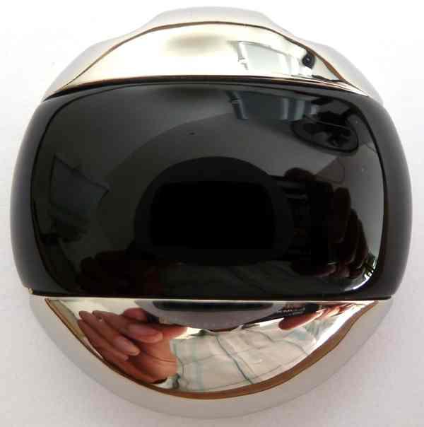 Joyas de acero quirurgico por mayor, colgante. Placa circular de 30mm con relieve y piedra negra re-Súper Ofertas-OFERTA JOYAS DE ACERO-PA0023