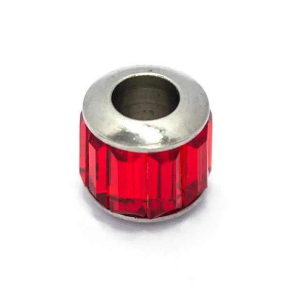 si eres atrevida este es tu color, tamaño 1 cm-Joyas de Acero-Colgantes-PA0339R