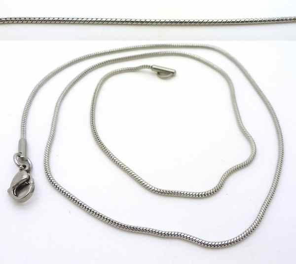 Joyas de acero quirurgico por mayor, cadenas y collares.-Joyas de Acero-Collares-NA0070